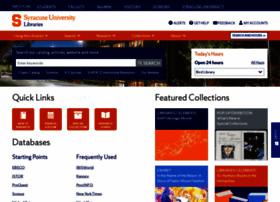 library.syr.edu