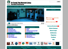 Library.tiss.edu