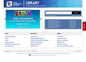 library.tulsacc.edu
