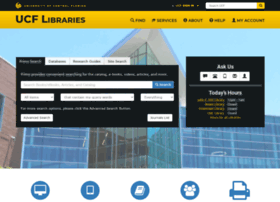 library.ucf.edu