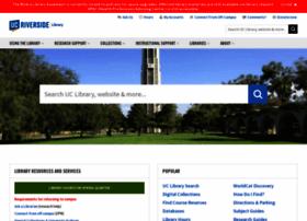 library.ucr.edu