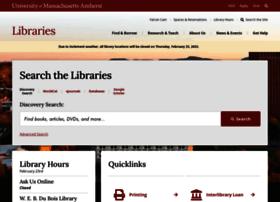library.umass.edu