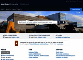 library.usu.edu