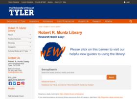 library.uttyler.edu