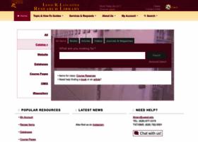 library.uwest.edu