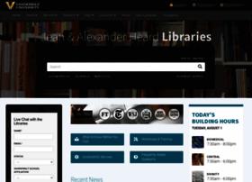 library.vanderbilt.edu