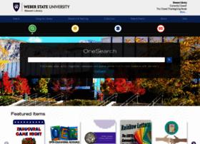 library.weber.edu
