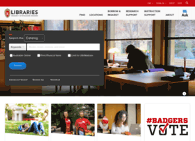 library.wisc.edu