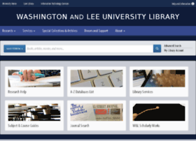 library2.wlu.edu
