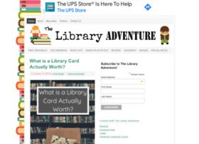 libraryadventure.com