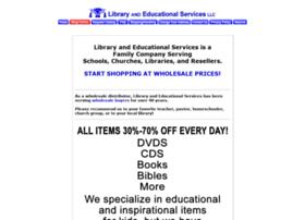 libraryanded.com