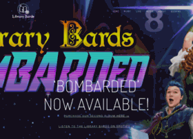 librarybards.com