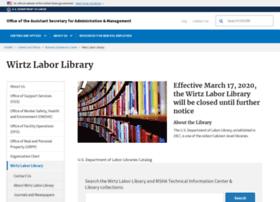 librarycatalog.dol.gov