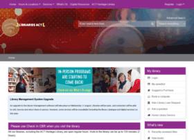 librarycatalogue.act.gov.au