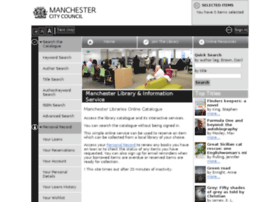 librarycatalogue.manchester.gov.uk