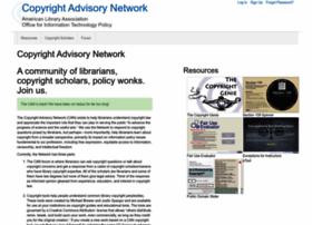 Librarycopyright.net