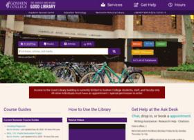 libraryguides.goshen.edu