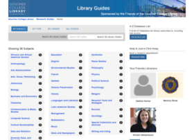 libraryguides.goucher.edu