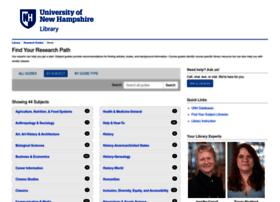 libraryguides.unh.edu