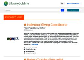 libraryjobline.org