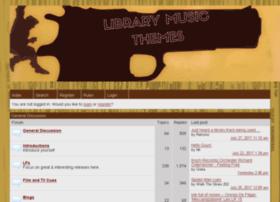 librarymusicthemes.boardhost.com