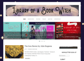 libraryofabookwitch.com