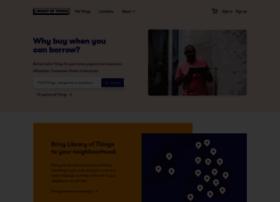 libraryofthings.co.uk