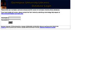 libraryproxy.quinnipiac.edu