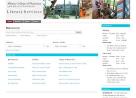 libraryservices.acphs.edu