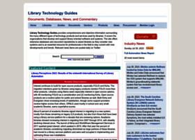 librarytechnology.org