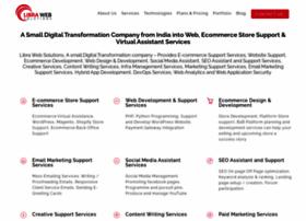 Librawebsolutions.com