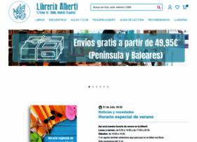 libreriaalberti.com