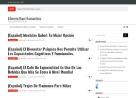 libreriabaulromantico.es