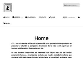 libreriapardes.com