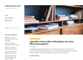 libreriasbeta.com