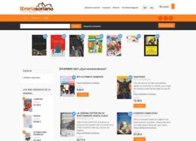 libreriasoriano.com
