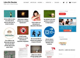 libresindeudas.com