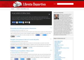 libretadeportiva.diariolibre.com