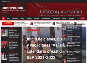 librexpresion.com.mx