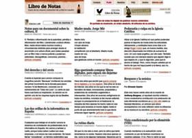 librodenotas.com