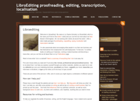 libroediting.com