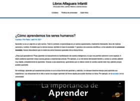 librosalfaguarainfantil.com