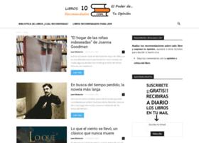 librosrecomendados10.com