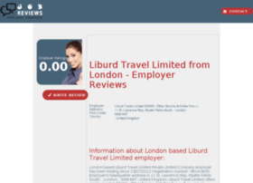 liburd-travel-limited.job-reviews.co.uk