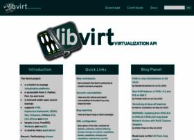 libvirt.org