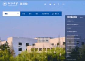 libweb.zju.edu.cn