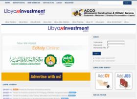 libyaninvestment.com