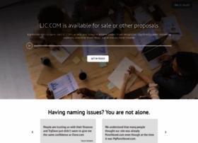 lic.com