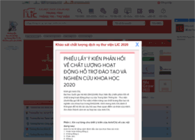 lic.vnu.edu.vn