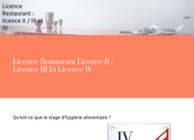 licence-restaurant.fr